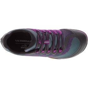 Merrell Trail Glove 4 Shield Shoes Women black/purple
